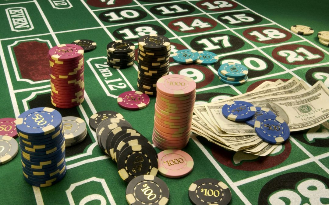 Casino gaming industry growth
