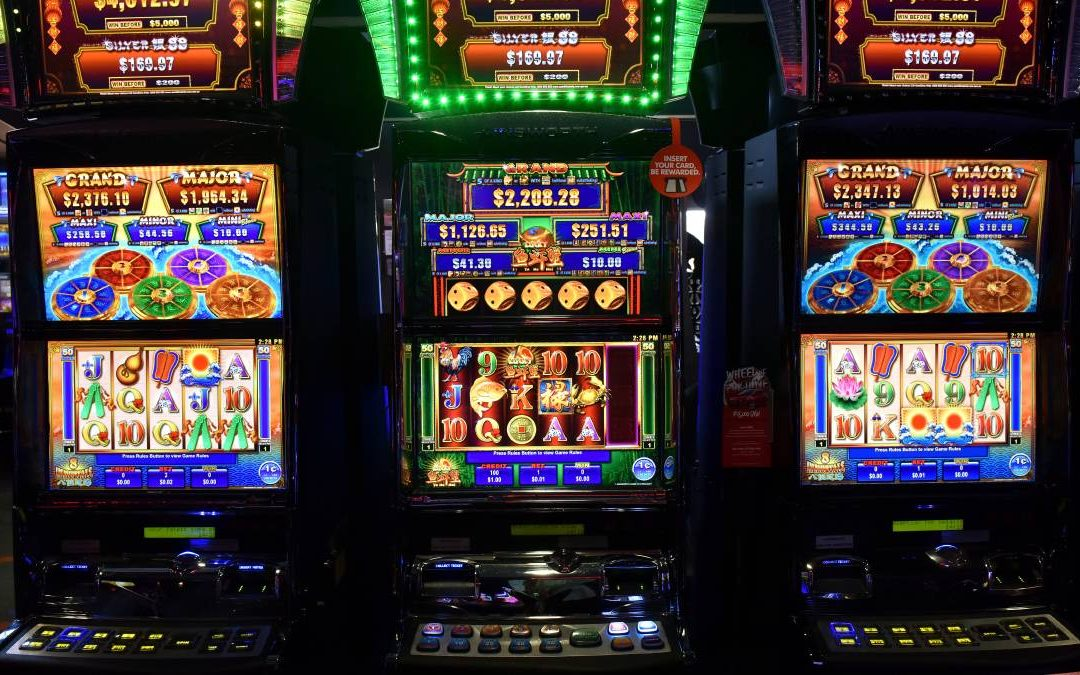 Free slot machines online no registration